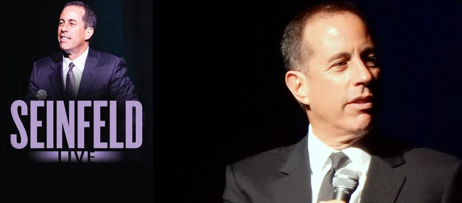 Jerry Seinfeld at Southern Alberta Jubilee Auditorium
