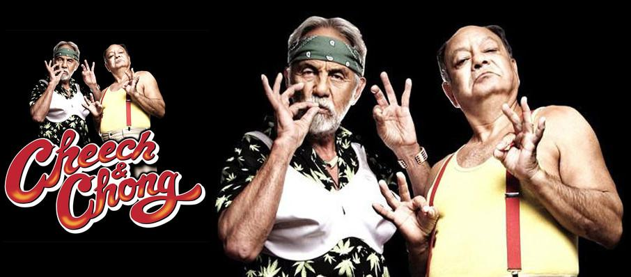 Cheech & Chong at Southern Alberta Jubilee Auditorium