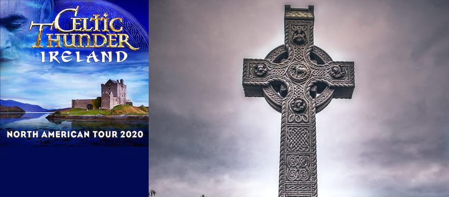 Celtic Thunder at Grey Eagle Resort & Casino