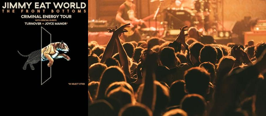 Jimmy Eat World at Flames Central