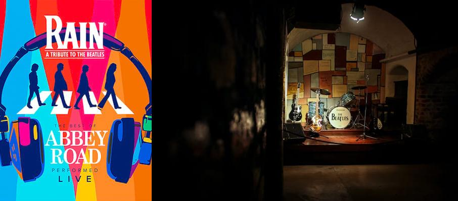 Rain - A Tribute to the Beatles at Grey Eagle Resort & Casino