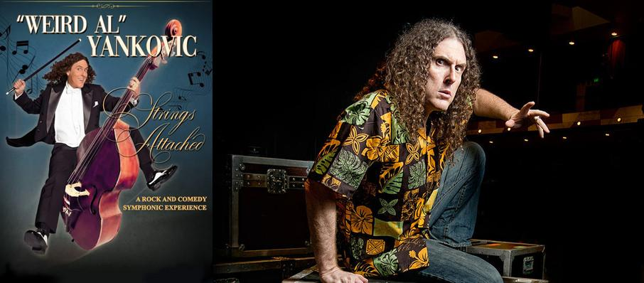 Weird Al Yankovic at Grey Eagle Resort & Casino