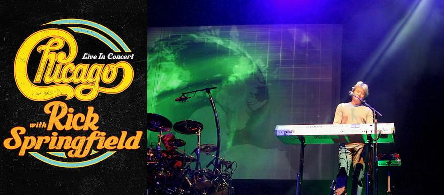 Chicago - The Band at Southern Alberta Jubilee Auditorium