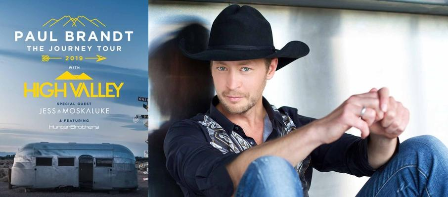 Paul Brandt at Scotiabank Saddledome