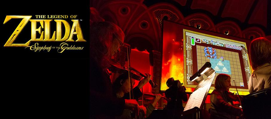 The Legend Of Zelda: Symphony of The Goddesses at Southern Alberta Jubilee Auditorium