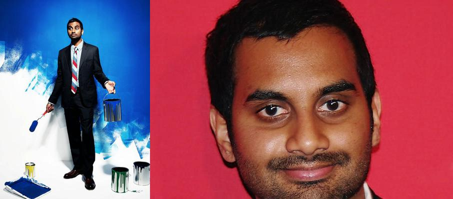 Aziz Ansari at Grey Eagle Resort & Casino