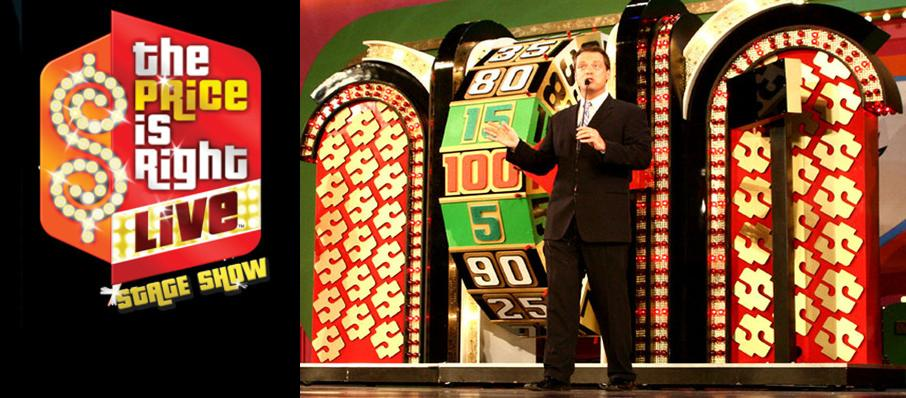 The Price Is Right - Live Stage Show at Grey Eagle Resort & Casino