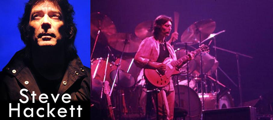 Steve Hackett at Southern Alberta Jubilee Auditorium