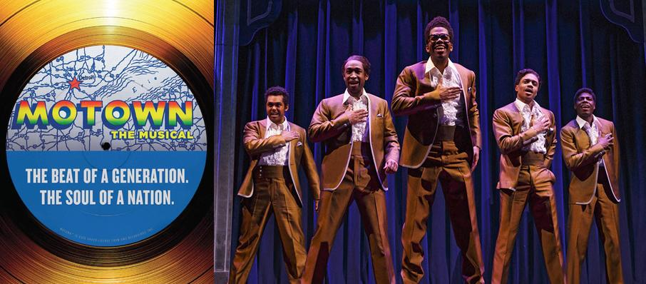 Motown - The Musical at Southern Alberta Jubilee Auditorium