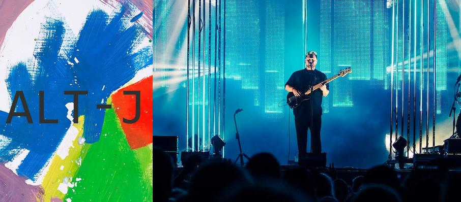 Alt-J at Big Four Building