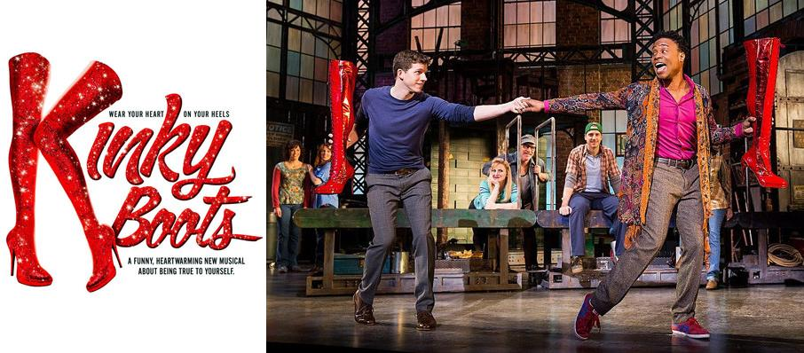 Kinky Boots at Southern Alberta Jubilee Auditorium