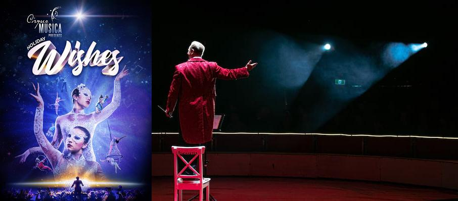 Cirque Musica at Scotiabank Saddledome