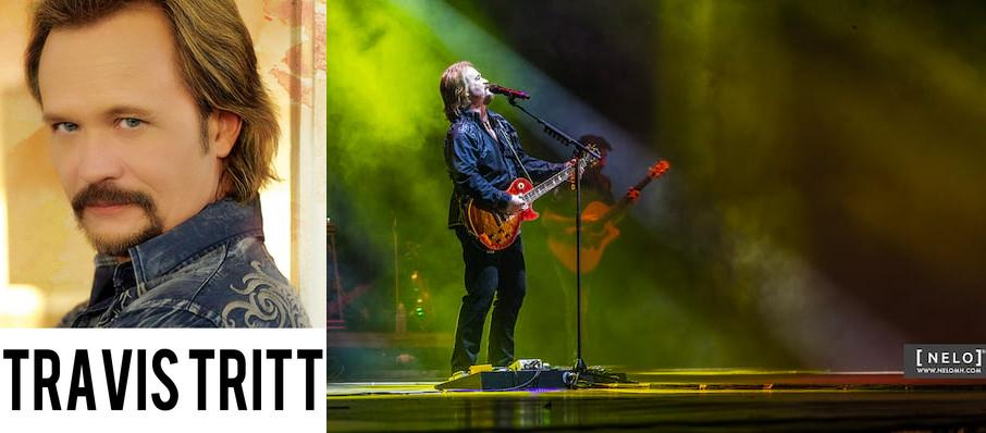 Travis Tritt at Grey Eagle Resort & Casino