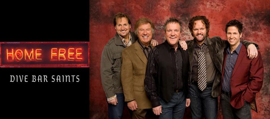 Home Free Vocal Band at Southern Alberta Jubilee Auditorium