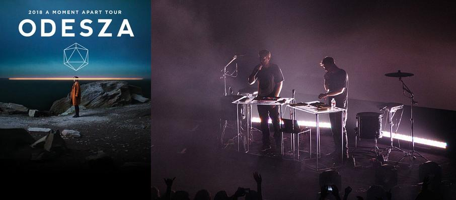 Odesza at BMO Centre
