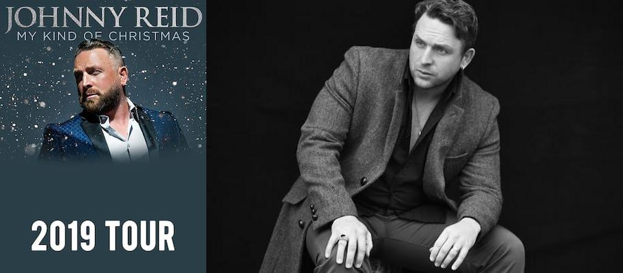 Johnny Reid at Southern Alberta Jubilee Auditorium