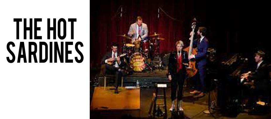 The Hot Sardines at Jack Singer Concert Hall