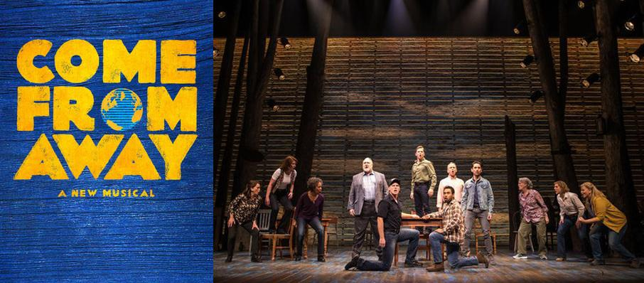 Come From Away at Southern Alberta Jubilee Auditorium