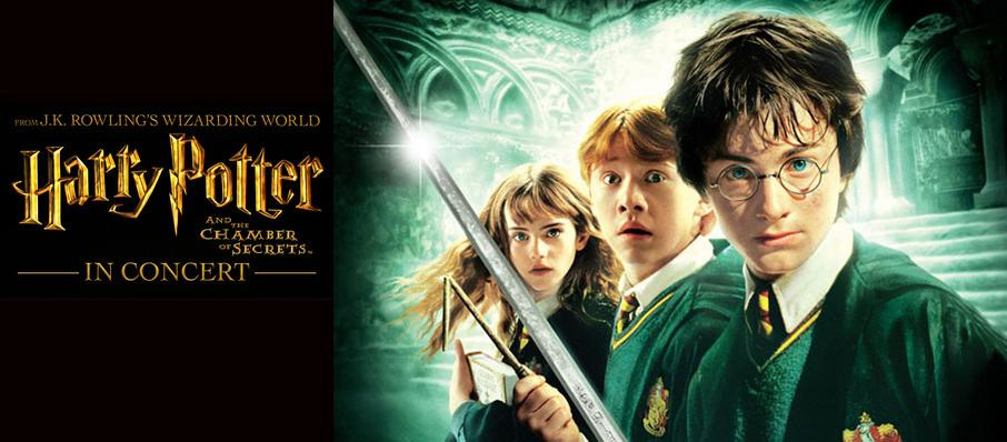 Film Concert Series - Harry Potter and The Chamber of Secrets at Southern Alberta Jubilee Auditorium