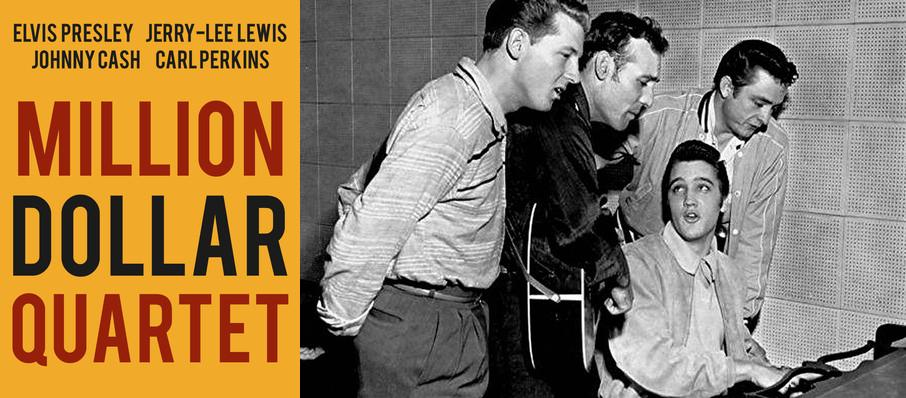 Million Dollar Quartet at Theatre Calgary
