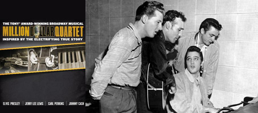 Million Dollar Quartet at Max Bell Centre