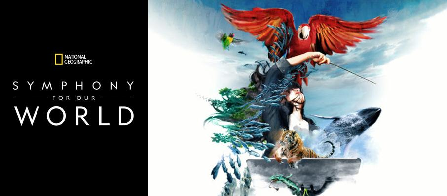 National Geographic - Symphony for Our World at Southern Alberta Jubilee Auditorium