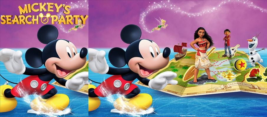 Disney on Ice: Mickey's Search Party at Stampede Corral