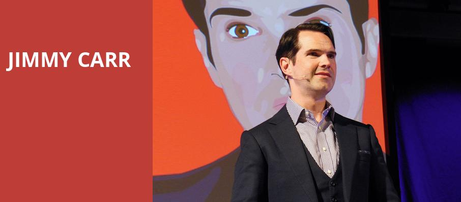 Jimmy Carr, Jack Singer Concert Hall, Calgary