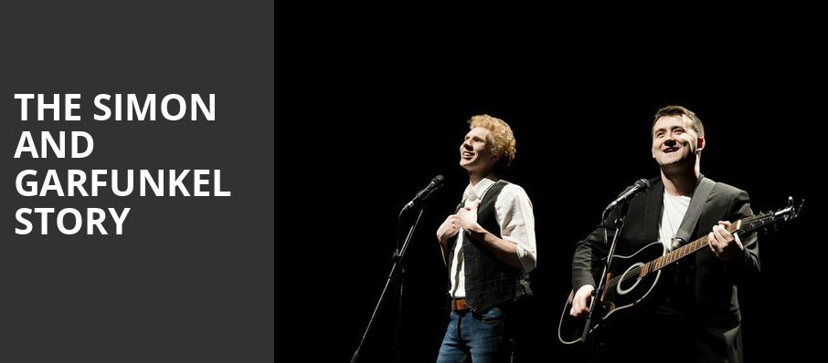 The Simon and Garfunkel Story, Southern Alberta Jubilee Auditorium, Calgary
