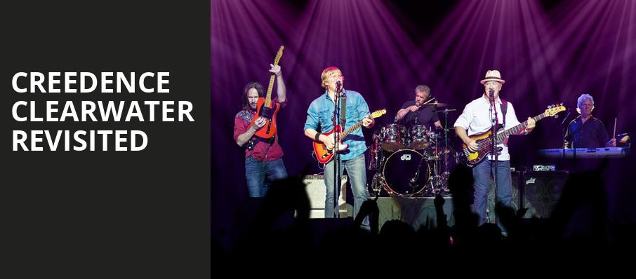 Creedence Clearwater Revisited, Grey Eagle Resort Casino, Calgary