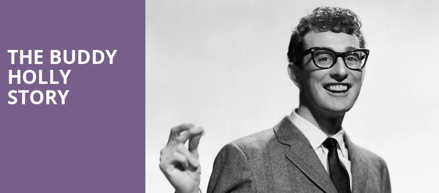 The Buddy Holly Story, Southern Alberta Jubilee Auditorium, Calgary