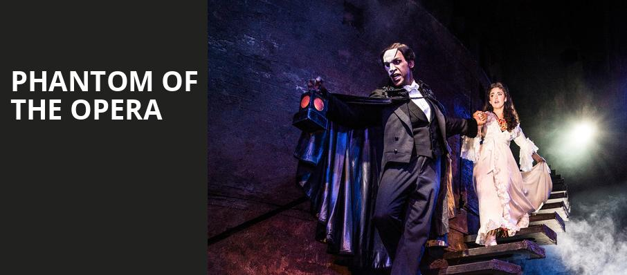 Phantom Of The Opera, Southern Alberta Jubilee Auditorium, Calgary