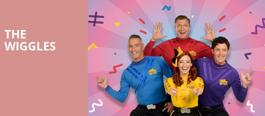 The Wiggles, Bella Concert Hall at Mount Royal University, Calgary