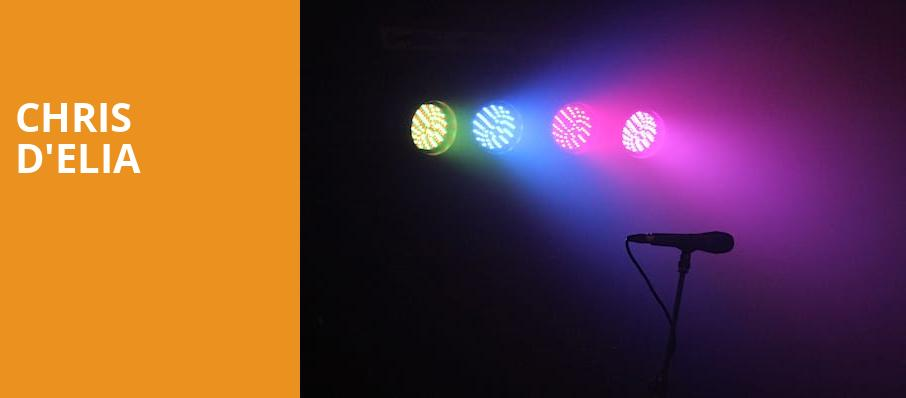 Chris DElia, Grey Eagle Resort Casino, Calgary