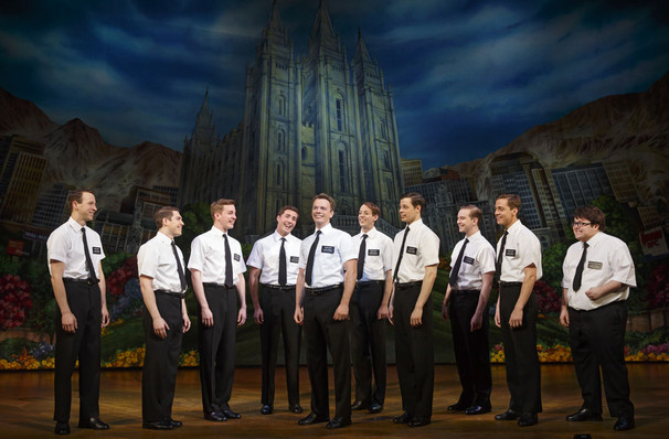 The Book of Mormon, Southern Alberta Jubilee Auditorium, Calgary