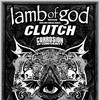 Lamb of God Clutch Corrosion of Conformity, Stampede Corral, Calgary